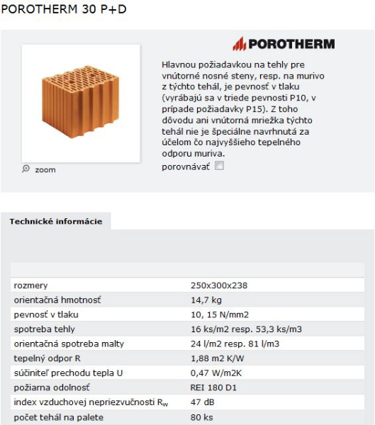 porotherm-30-pd